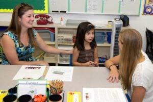 Public Education Educator Resources Parent Teacher Conference