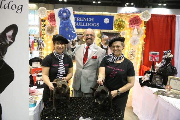 french bulldog booth