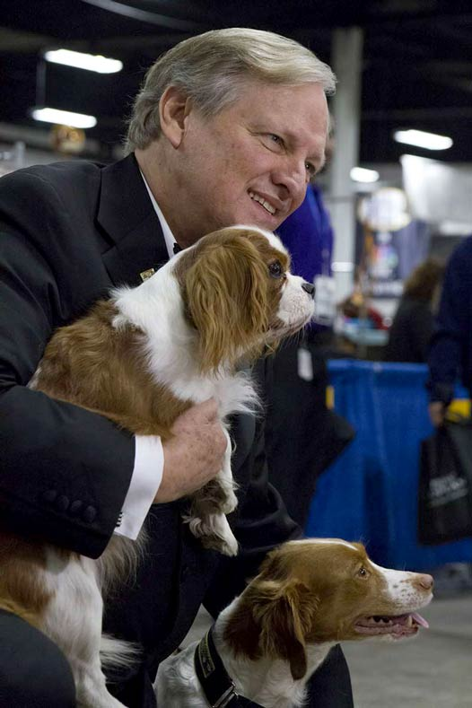 Dave Frei Angel Grace National Dog Show